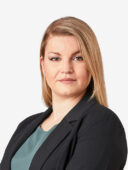 Melanie Zemp Leiterin Bistro Quai4