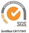 SGS Mit Nummern Farbig ISO