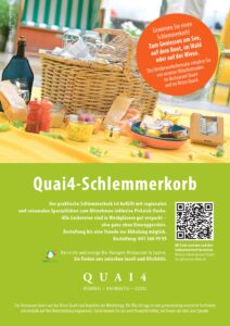 Quai4-Schlemmerkorb