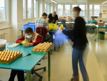 Wärchbrogg Produktion Ostern 2021