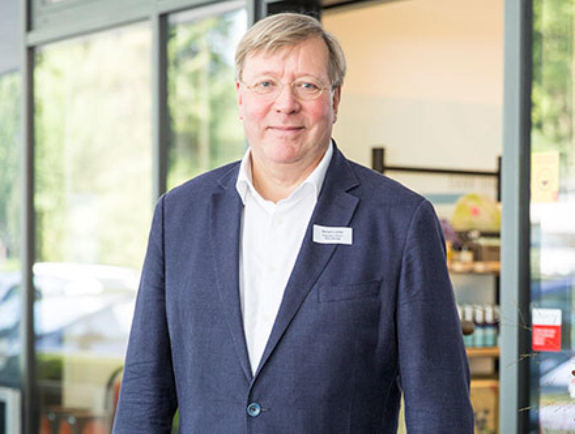Donald Locher, Präsident VereinWärchbrogg «Ein ehrgeiziges Projekt, erfolgreich umgesetzt! Mich freut das besonders für alle, die hier arbeiten.»