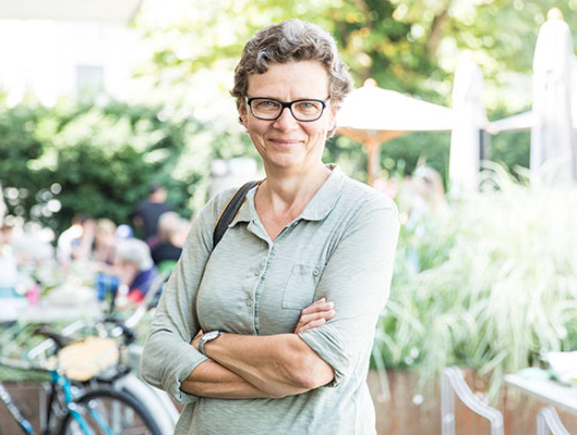 Margrit Würsch-Büchi, IV-Stelle  «Die Wärchbrogg schafft attraktive und sinnvolle Arbeitsplätze, beeindruckend! Wir pflegen eine sehr konstruktive Zusammenarbeit.»