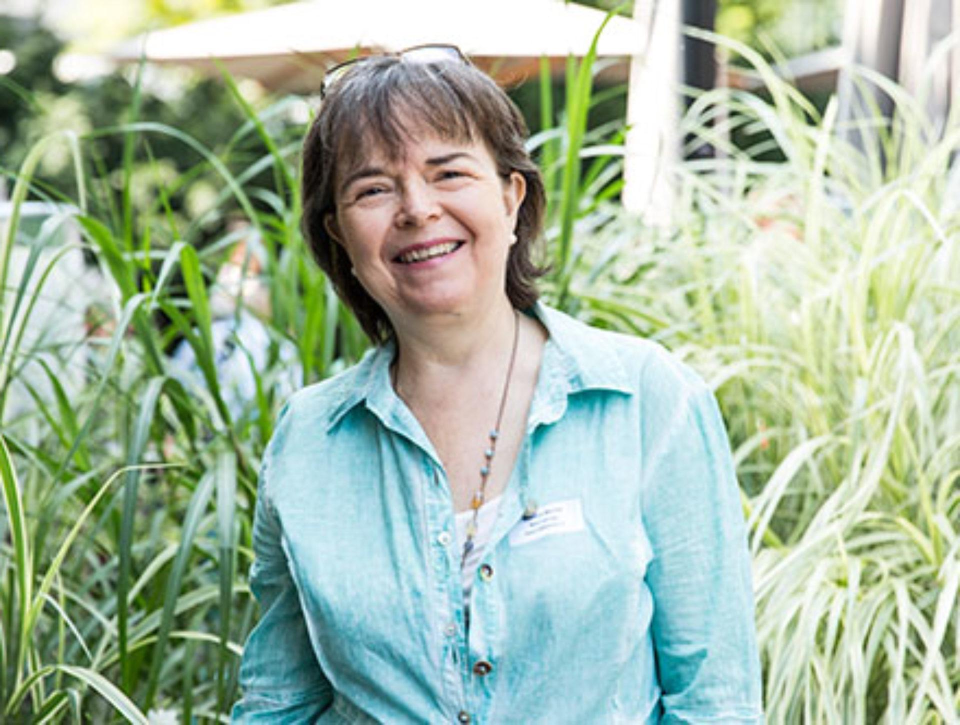 Monica Weibel, Geschäftsleiterin Wärchbrogg «Fünf Jahre Quai4 – den Unterstützern gilt grosser Dank. Damit alle Betriebe funktionieren, braucht es jeden Einzelnen. Dieser Einsatz ist toll.»